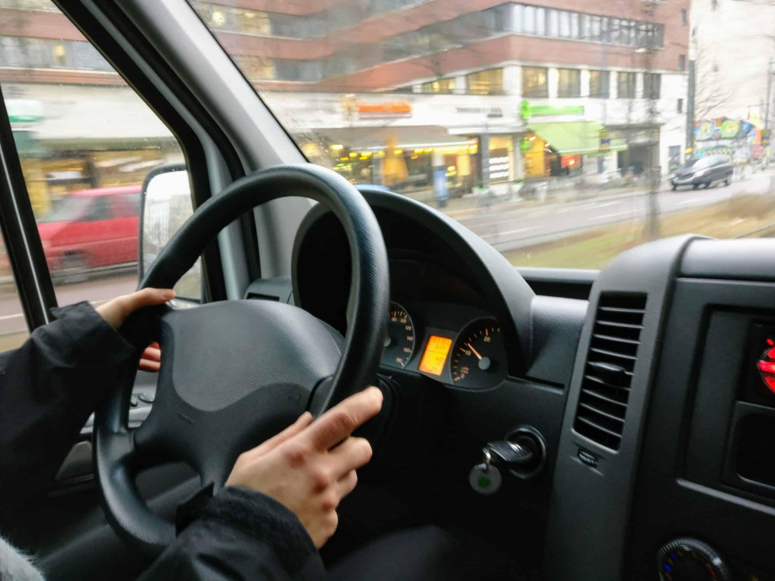 Medische samples per koerier vervoeren